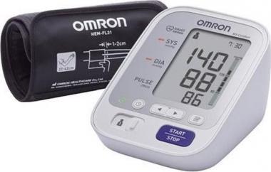 Bovenarmbloeddrukmeter Omron M3 Comfort