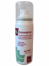 Dessaspray, ontsmettende handspray (45ml)