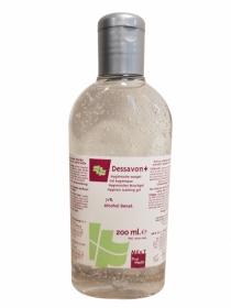 Dessavon+ (200ml), hygiënische wasgel