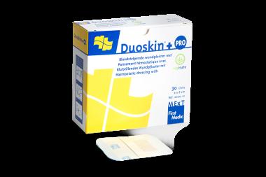 Duoskin+ PRO, bloedstelpende wondpleister met Alginate