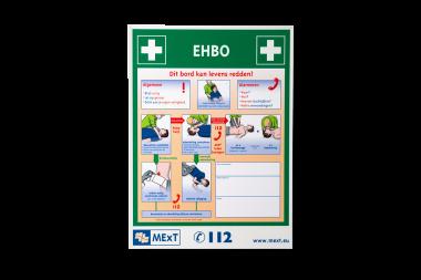EHBO-infobord
