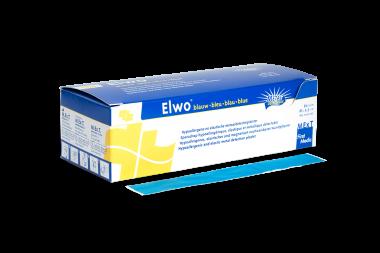 Elwo Blauw, elastische metaaldetectiepleister